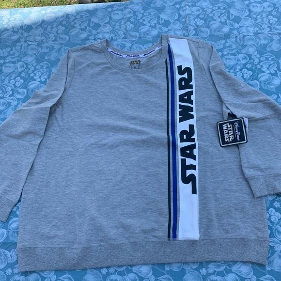 Disney Parks Star Wars Sweatshirt